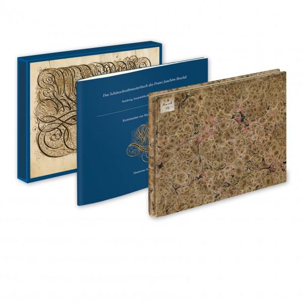 Das Schreibmeisterbuch des Franz Joachim Brechtel