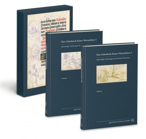 Das Gebetbuch Kaiser Maximilians I. - Kunstbuch