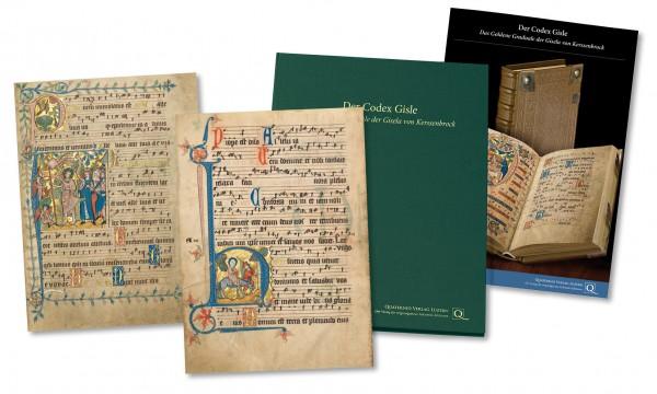 Der Codex Gisle - Faksimilemappe