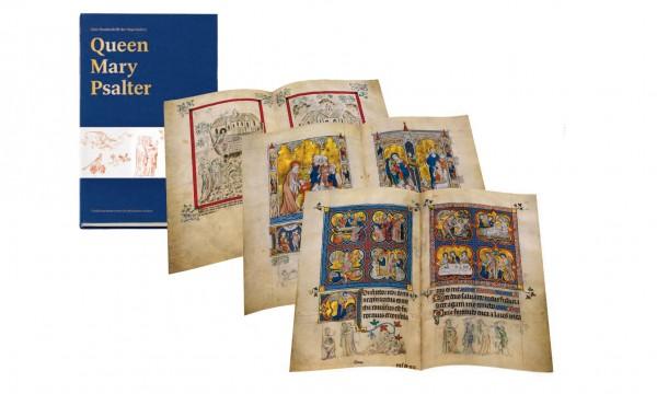 Faksimiledossier Queen-Mary-Psalter