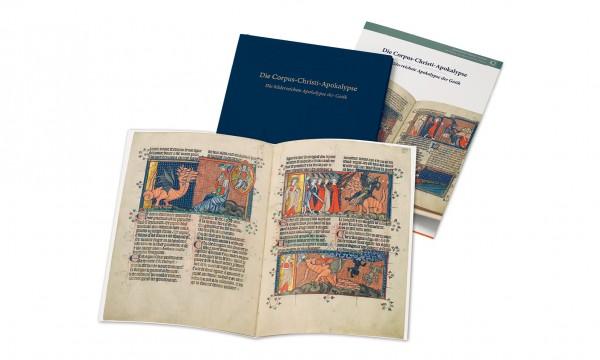Die Corpus-Christi-Apokalypse - Faksimilemappe