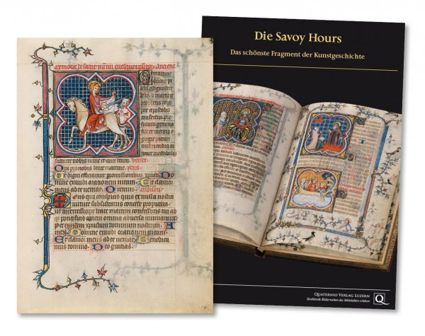 Die Savoy Hours - Faksimilemappe